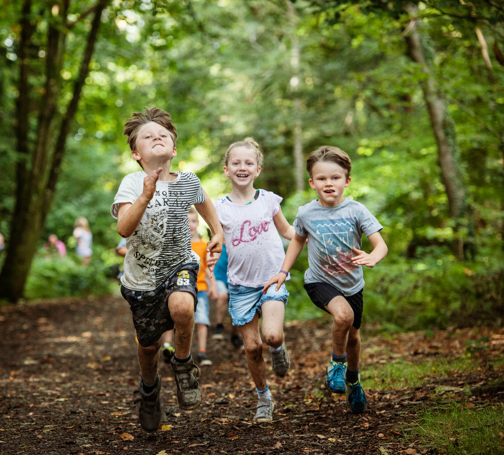 Permanent Effects of Outdoor Play