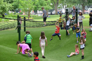 Why Kids Need Nature in Urban Areas